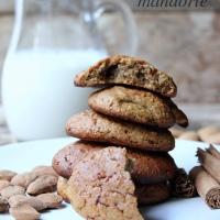 Biscotti con quinoa e mandorle